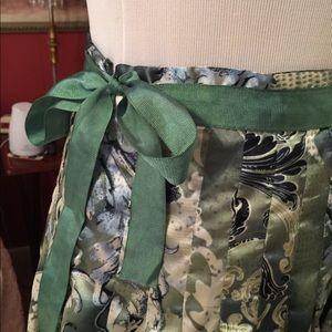 Worthington Satin Skirt